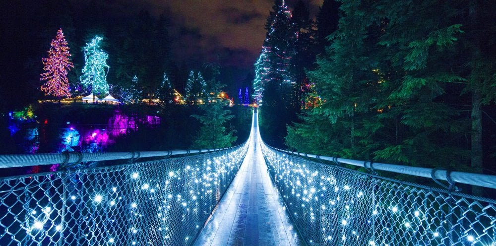 Canyon Lights - Metro Vancouver Christmas Events
