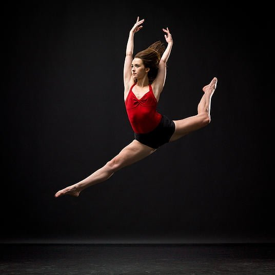 Getting Acquainted With A Dancer; Danielle Gardner