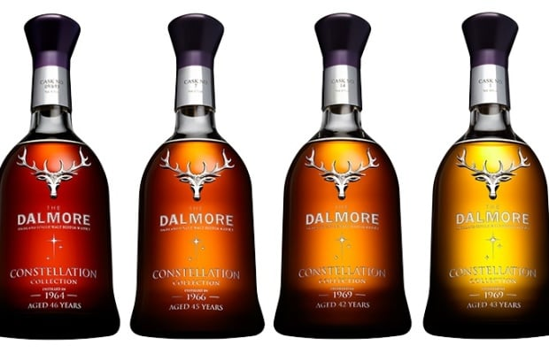 You Can Now Buy $139,000 Dalmore Whiskies In Vancouver