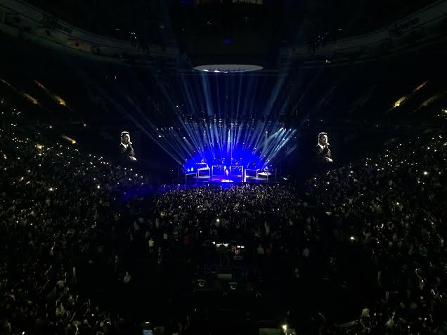 Arena Concerts Arena Concert Review