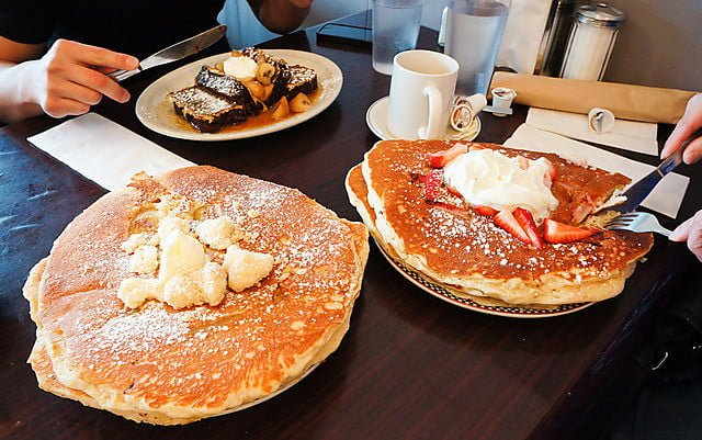 Best Pancakes In Vancouver