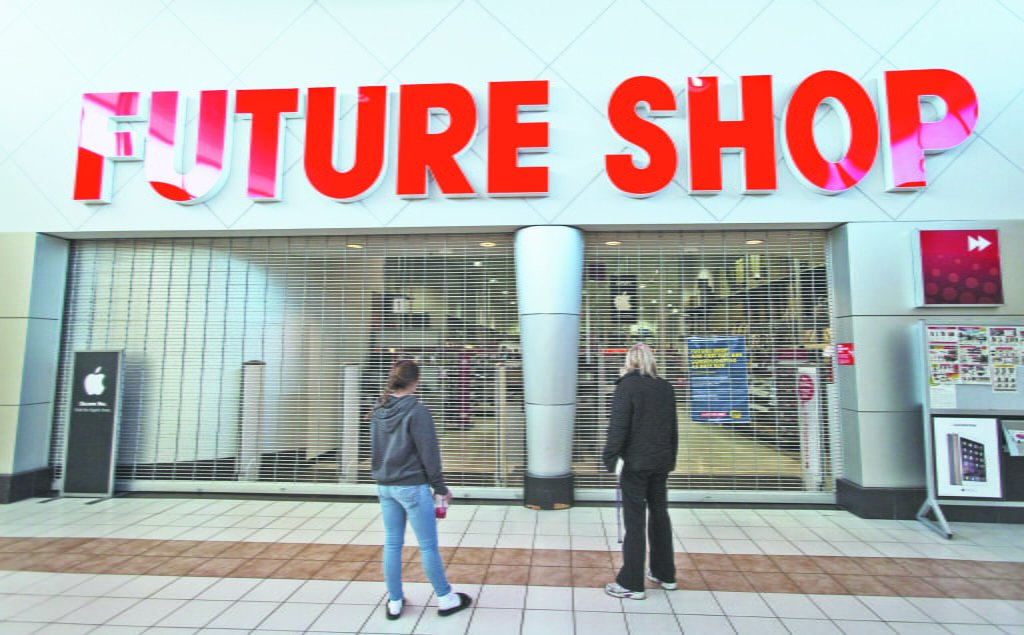 future shop Future shop was a canadian electronics store chain it was established in 1982 by hassan khosrowshahi by 1990, the chain had become the country's largest retailer of computer and consumer.