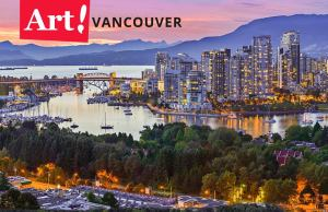 Local And International Artists Unite For Art! Vancouver Fair