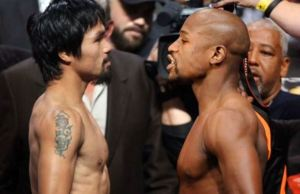 Where To Watch Floyd Mayweather VS Manny Pacquiao In Vancouver