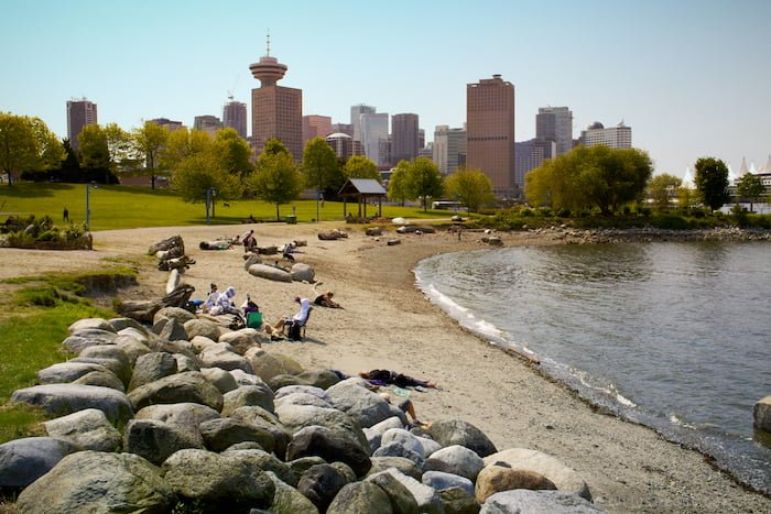 Best Parks in Downtown Vancouver