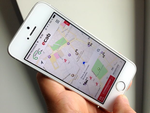 New eCab App Allows You To Access Nearby Taxi's - You Will Soon Be Able To Pre-Pay And Access Nearby Taxi's Online