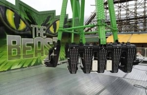 Playland's New Ride Is A Beast - Things To Do At The Vancouver 2015 PNE