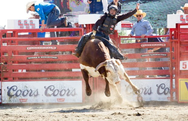 Cloverdale Rodeo 2016
