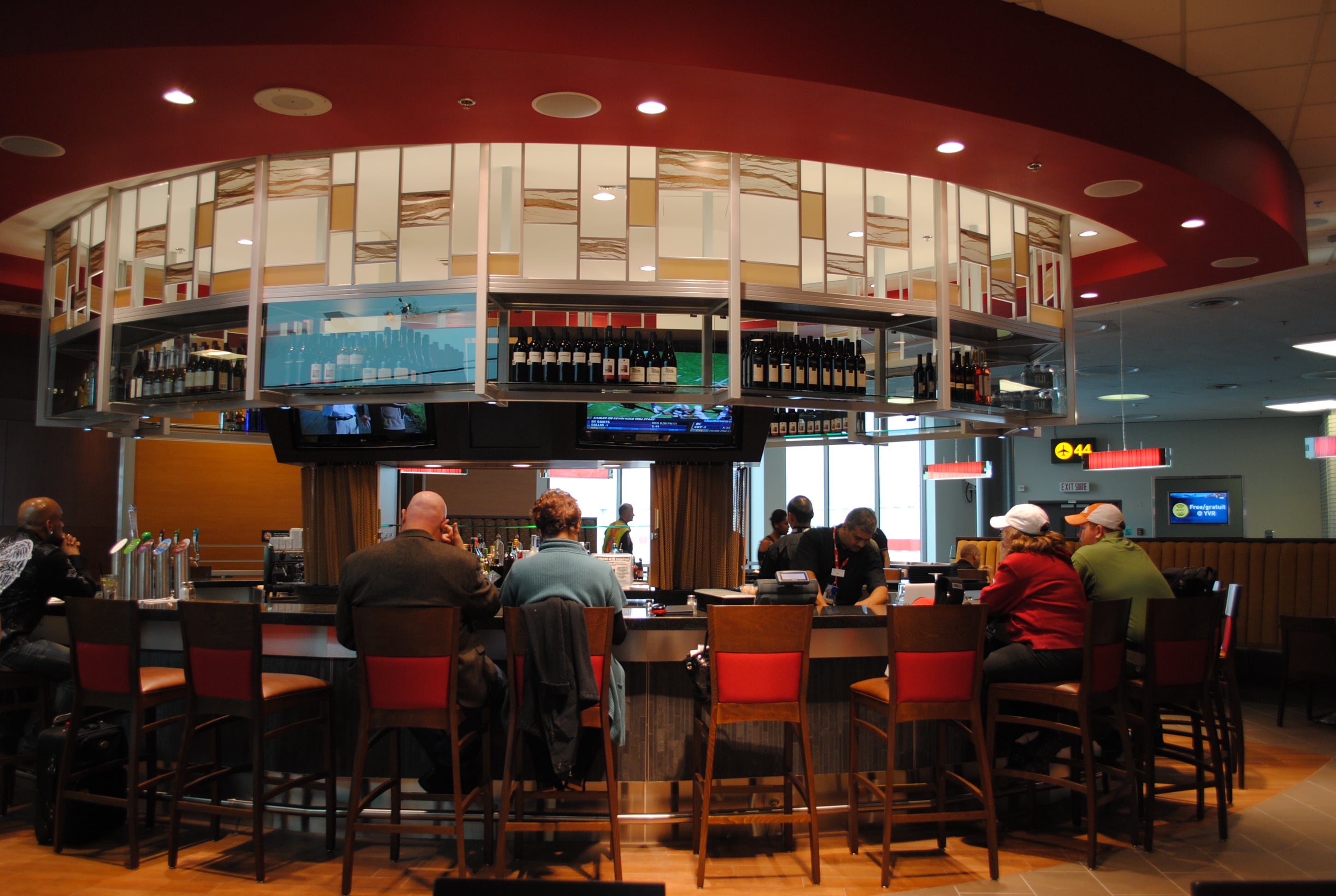 Best places to eat at yvr vancouver international - Best international cuisine ...