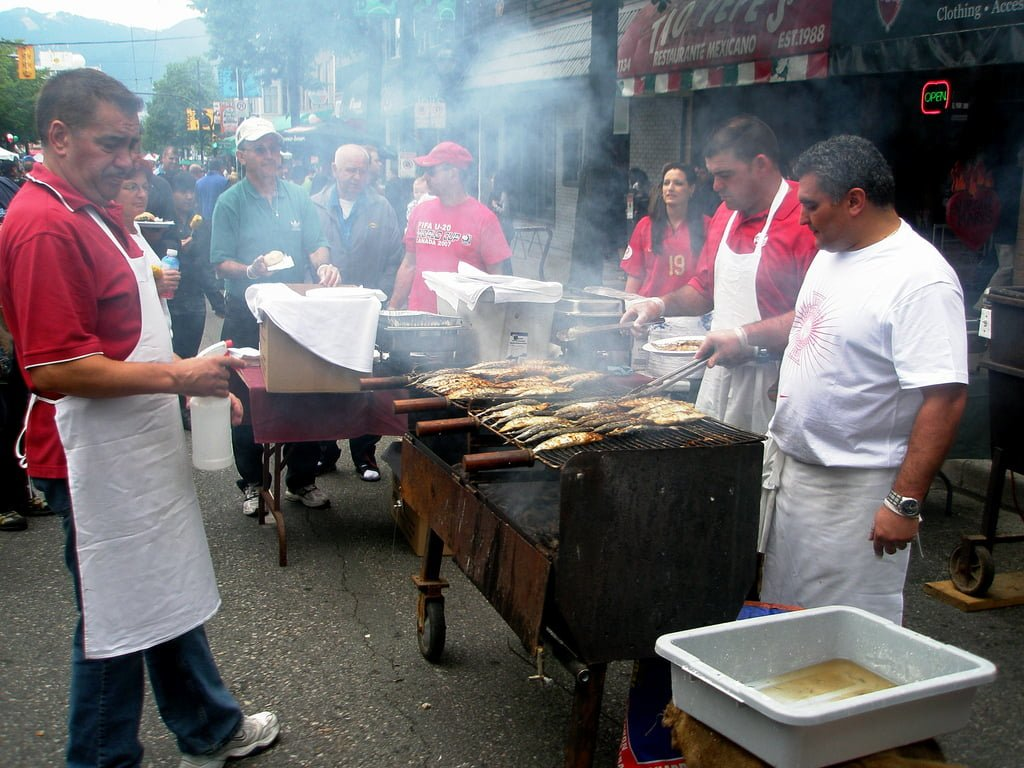 Italian Day On Commercial Drive 2015