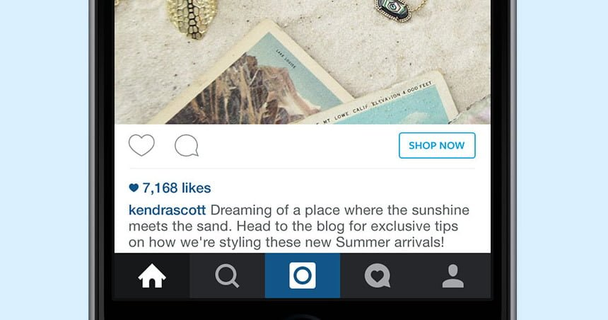 Instagram's New Feature Allows Users to Shop Directly From The App