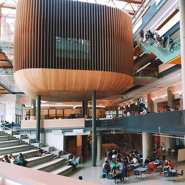 The $107 New UBC Sub Building Is Now Open (Photos)