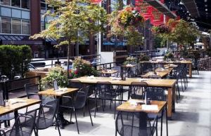 Best Patios in Yaletown, Vancouver. Patio Day
