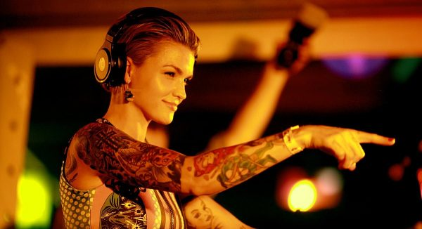 Ruby Rose To DJ At Celebrities Nightclub