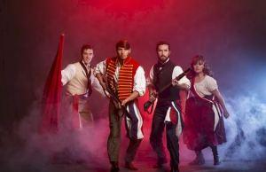 Les Misérables The Musical At Stanley Park