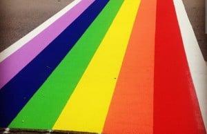 Rainbow Crosswalk Brings Pride To New Westminster