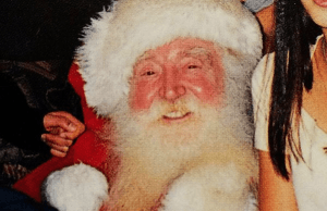 Percy Hayes Is the REAL Santa Claus