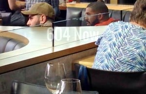 Spotted: Drake Eating At Cactus Club In Vancouver