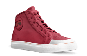 Surrey Designer Launches Loops High Top Sneakers