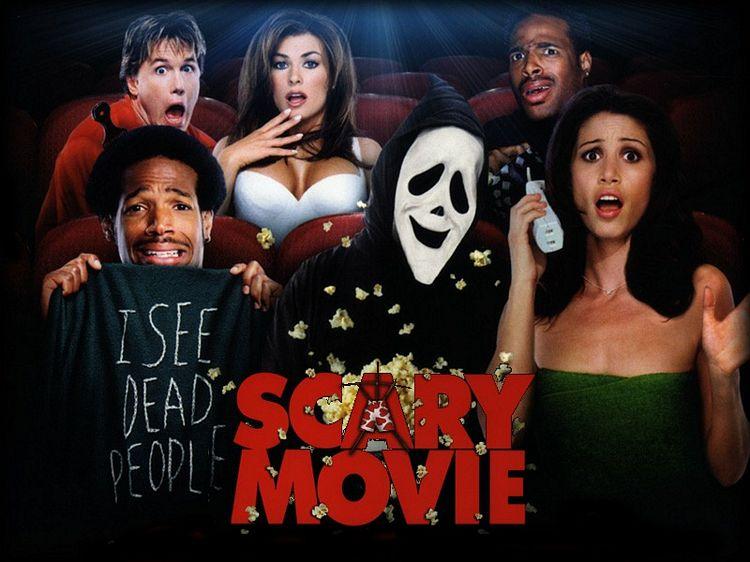Scary Movie 1 Kinox