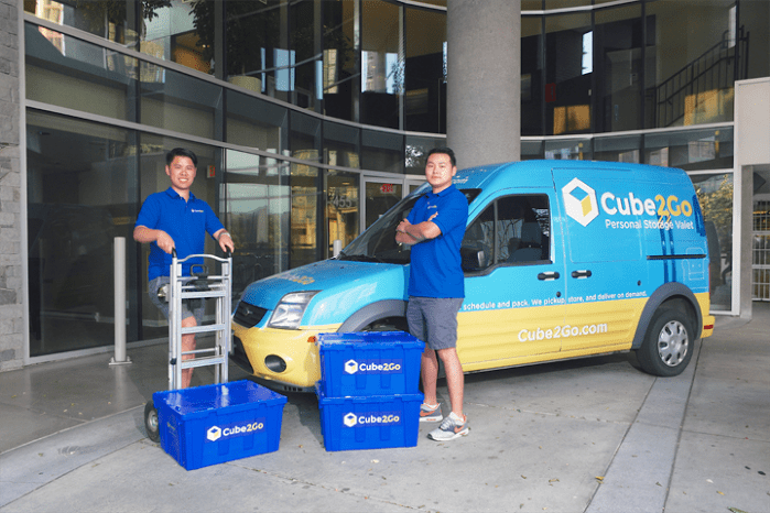 Get Acquainted With A Vancouver Start-Up; Cube2Go