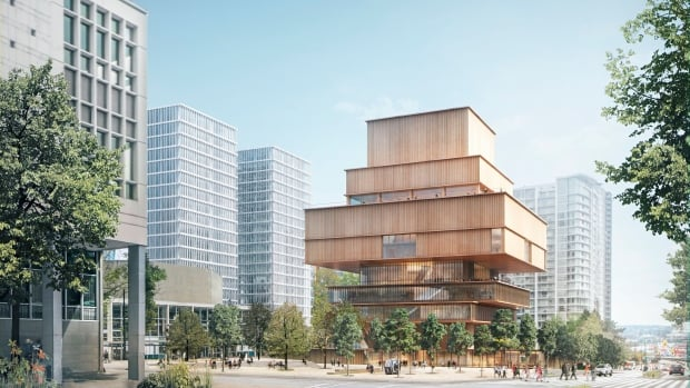 Vancouver Art Gallery Reveals Design For New $300 Million Building