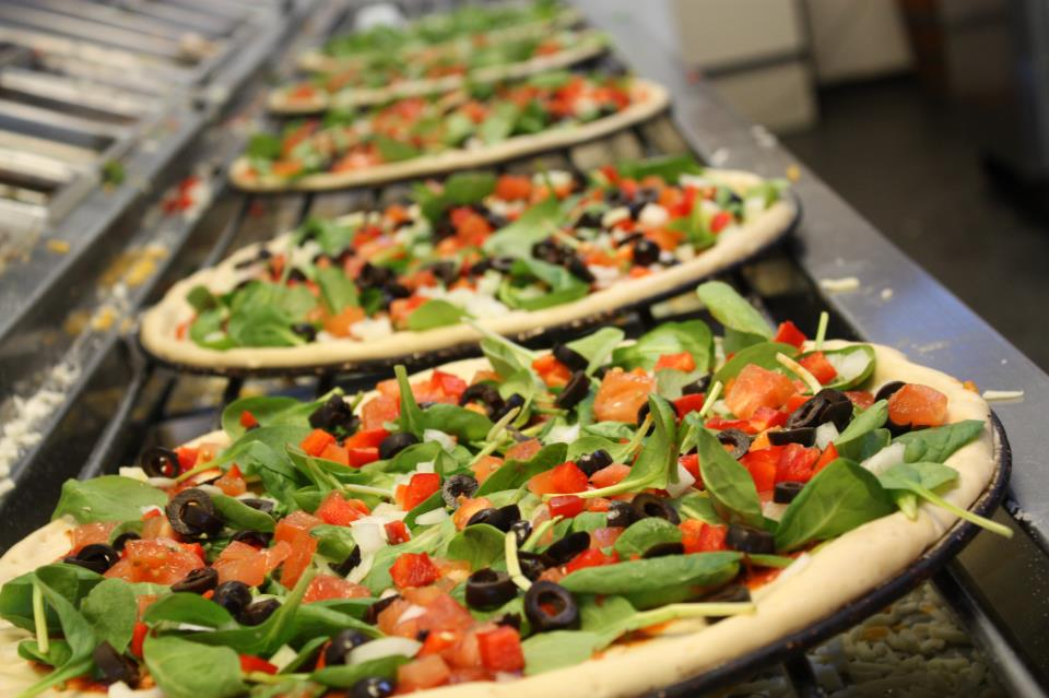 The Best Gluten-Free Pizza In Vancouver