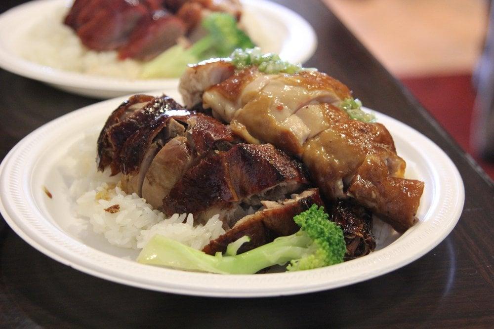 Best Food In Town Chinese Kitchen Menu