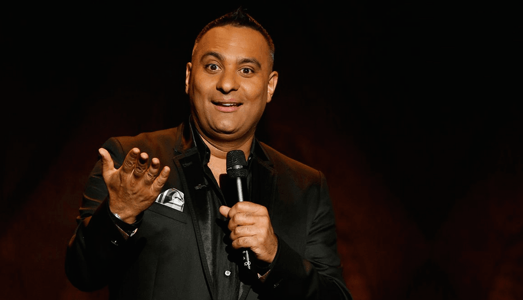 russell peters russian
