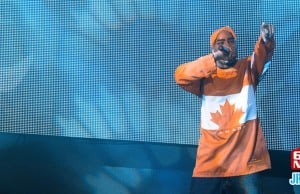 Tupac Performs In Vancouver Sporting A Team Canada Jersey (Photos)