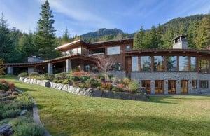 604 Cribs: Sarah McLachlan's Custom Whistler Home Listed at $13.5M
