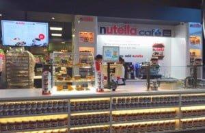 Sneak Peek Inside Canada's First Nutella Cafe (Photos)