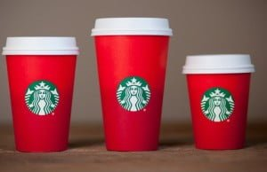 Starbucks Red Cups Return To Vancouver