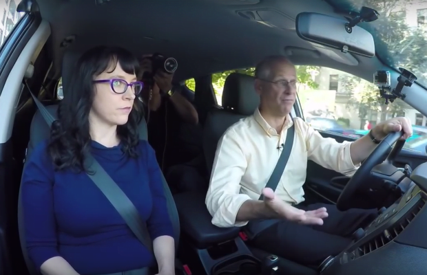 Stuck In Traffic With An Economist in Vancouver (Video)