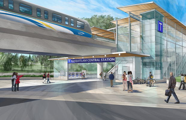 Evergreen Skytrain Line Delayed; Won't Open Until Early 2017