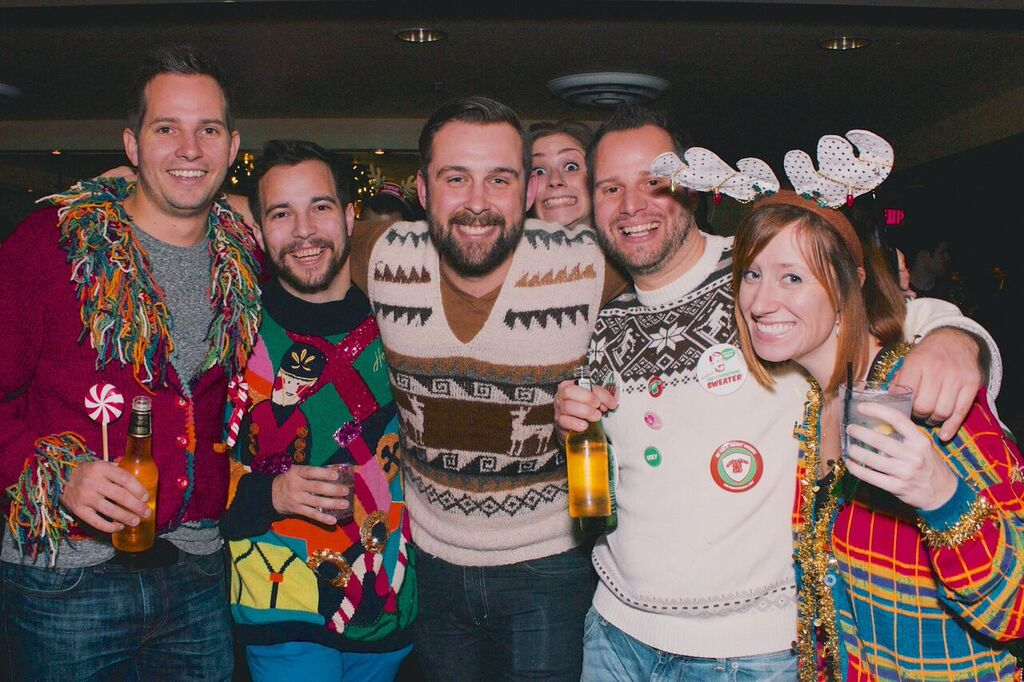 ugly christmas sweater party returns to vancouver