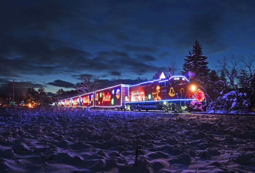 Free Christmas Events In Metro Vancouver, By City