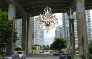 Massive $1.2 Million Chandelier Approved For Granville Street Bridge