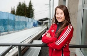 North Vancouver's Jane Channell Wins Bronze At Skeleton World Cup