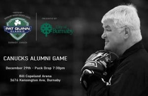 CONTEST: Win Tickets To The Pat Quinn Classic + $150 Gift Card To Earls