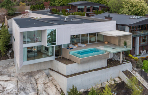 604 Cribs: $12.8M Modern Masterpiece In West Vancouver