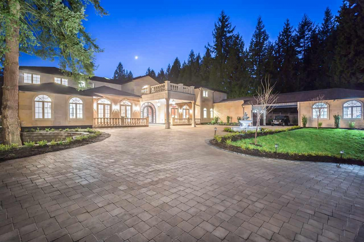 Mansion In Surrey