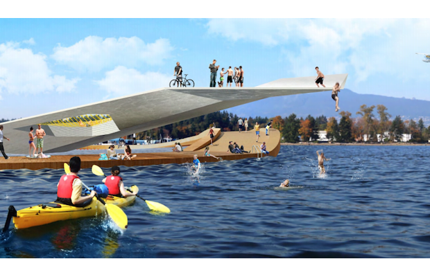 Coal Harbour Pool Proposal