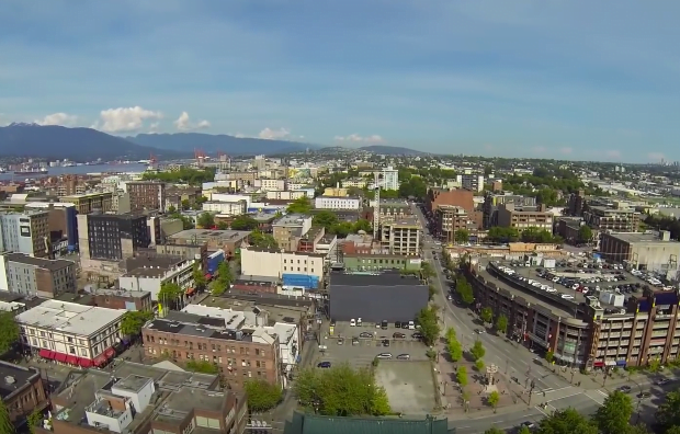 Travel Video Showcases The Good & Bad Of Vancouver's DTES