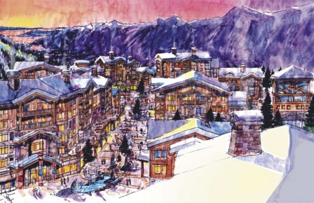 $3.5 Billion Squamish Ski Resort One Step Closer To Reality