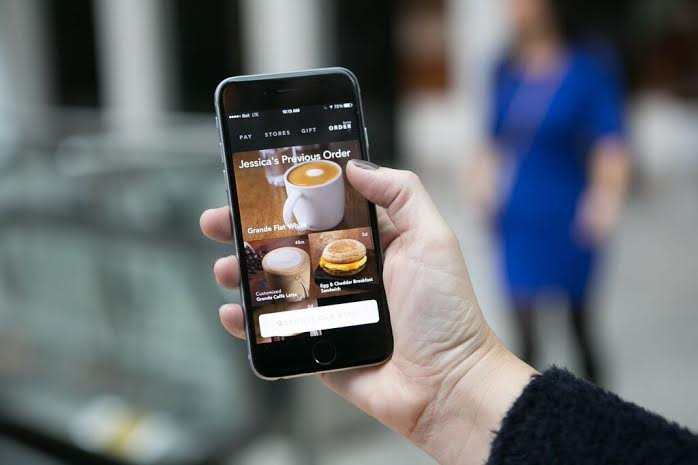 Starbucks Pre-Order App Coming To Vancouver