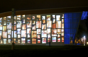 Surrey's UrbanScreen Projects Art After Dark
