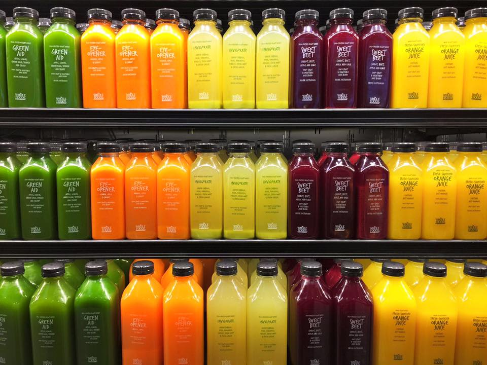Whole food market opens new burnaby store 604 now for Whole food juice bar menu