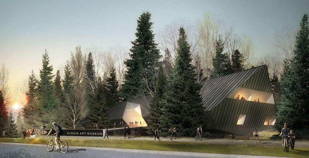 New Audain Art Museum In Whistler Opens