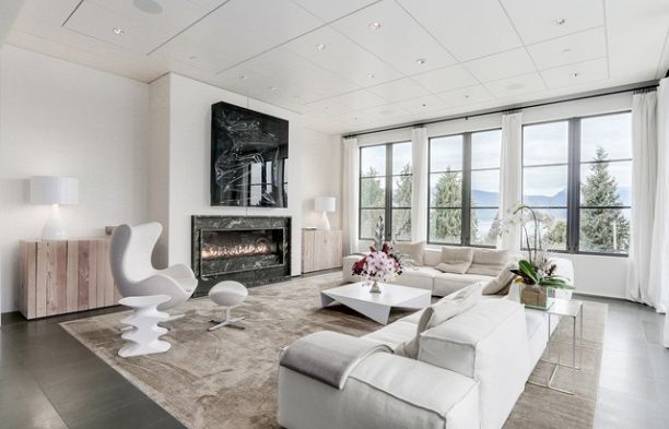 604 Cribs: $38.8M Contemporary West Point Grey Property
